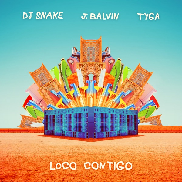 Loco Contigo (feat. Tyga) - Single