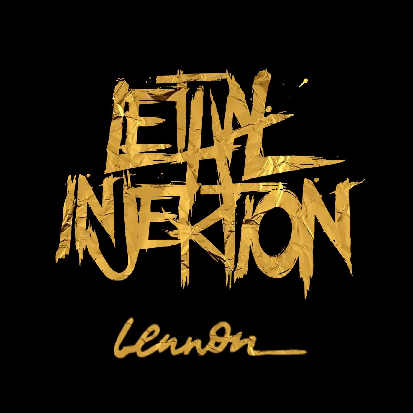 Lethal Injektion - Lennon [single] (2020)