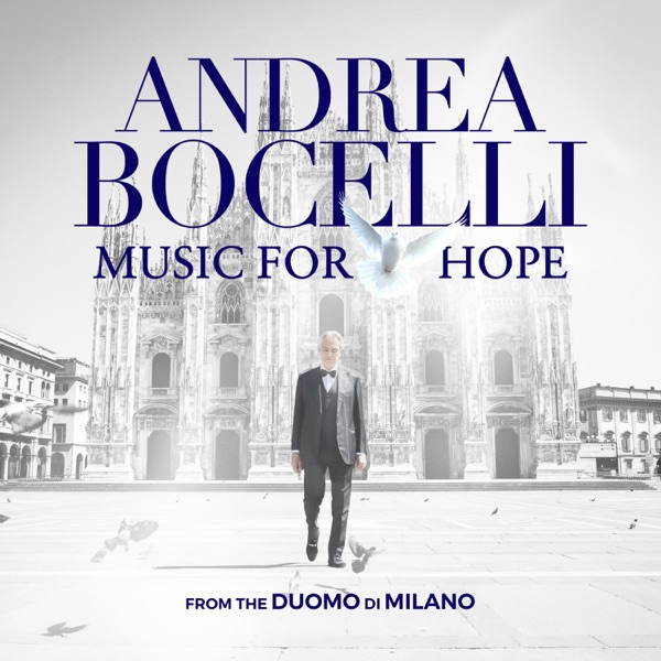 Music for Hope: From the Duomo di Milano - EP