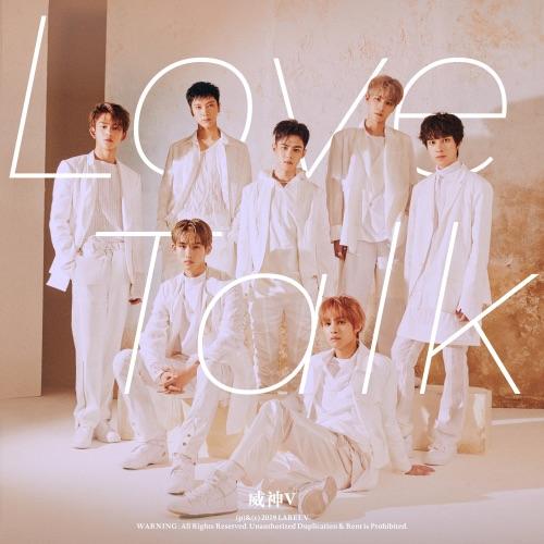 WayV – Love Talk (English Version) – Single (ITUNES PLUS AAC M4A)