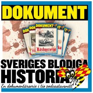 Sveriges blodiga historia