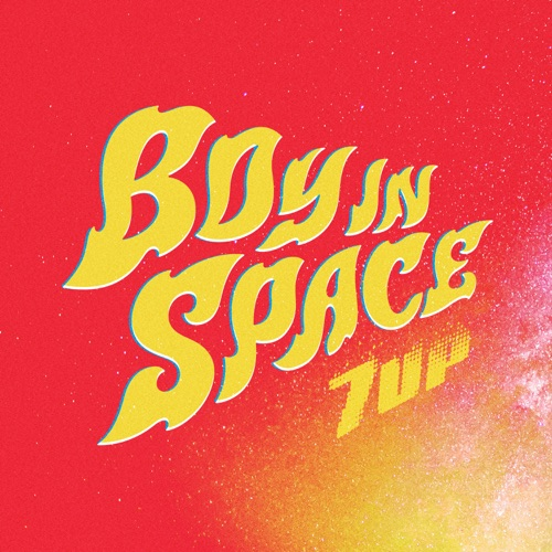 Boy In Space - 7UP - Single