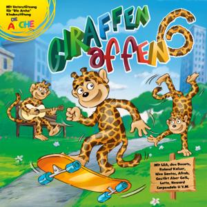 Die Giraffenaffenband - Und Alle! (Giraffenaffensong)