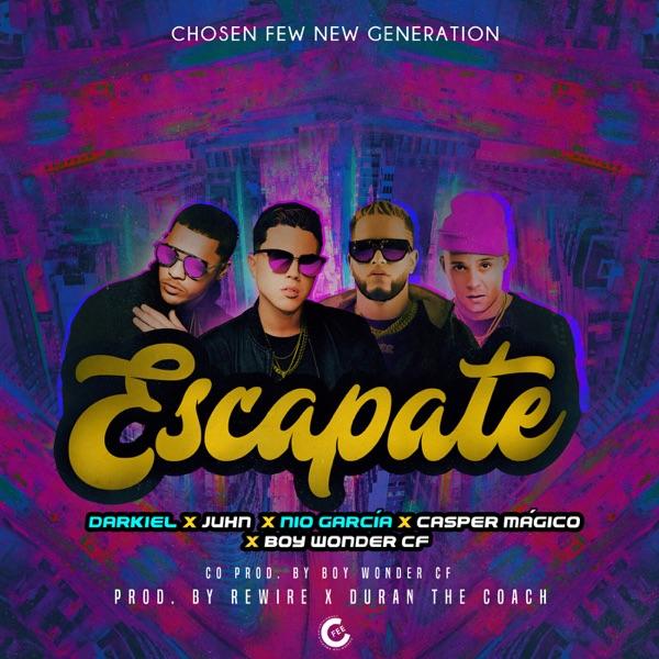 Escapate (feat. Casper Mágico & Nio García) - Single