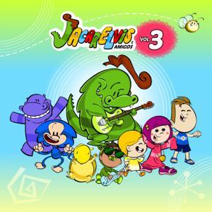 Jacarelvis - Jacarelvis e Amigos, Vol. 3