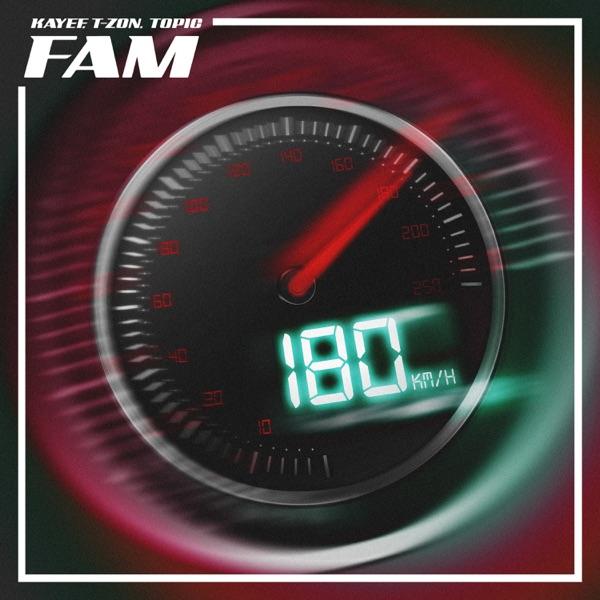 180 km/h (feat. Kayef, T-Zon & Topic) - Single