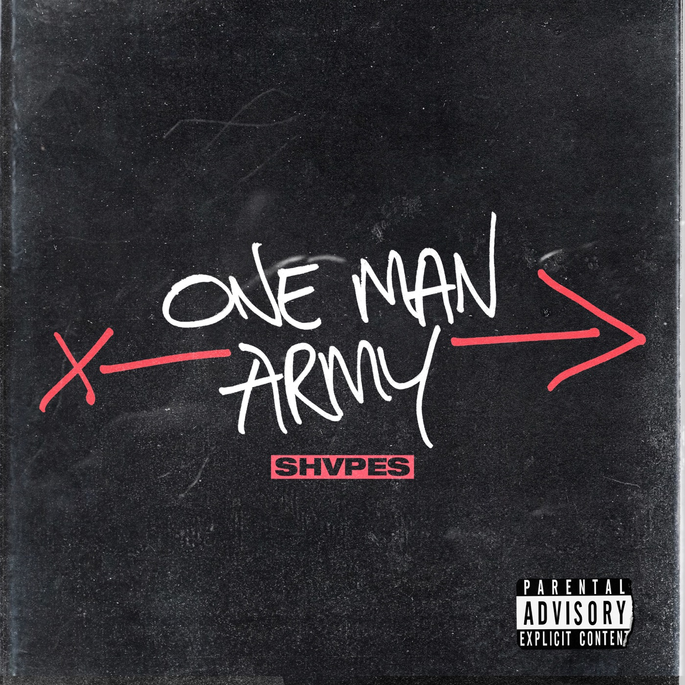 SHVPES - One Man Army [single] (2019)