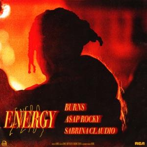 BURNS, A$AP Rocky & Sabrina Claudio - Energy