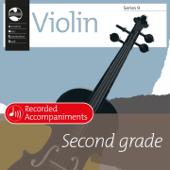 AMEB Violin Series 9 Second Grade (Piano Accompaniments)