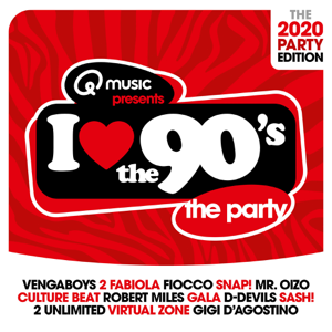 Various Artists - I Love the 90's: The 2020 Party Edition