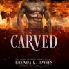 Brenda K. Davies - Carved  artwork