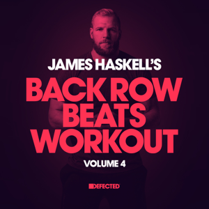 James Haskell - James Haskell's Back Row Beats Workout, Vol. 4