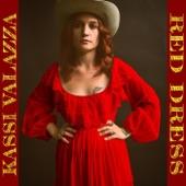 Kassi Vallaza - Red Dress