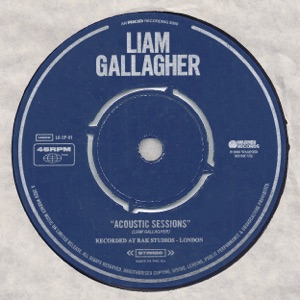 Liam Gallagher - Cast No Shadow (Acoustic)