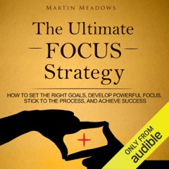 The Ultimate Focus Strategy: How to Set the Right Goals, Develop Powerful Focus, Stick to the Process, and Achieve Success (Unabridged)