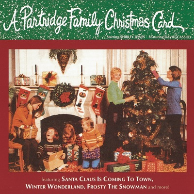 A Partridge Family Christmas Card - The Partridge Family