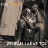 Bigg Frankii - Zenfan Lakaz Tol artwork
