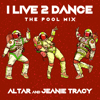 Altar, Jeanie Tracy - I Live 2 Dance (The Pool Mix) ilustración