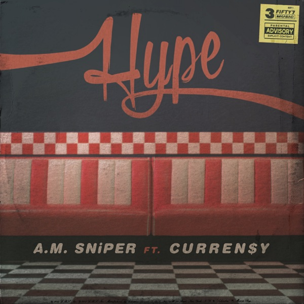 Hype (feat. Curren$y) - Single