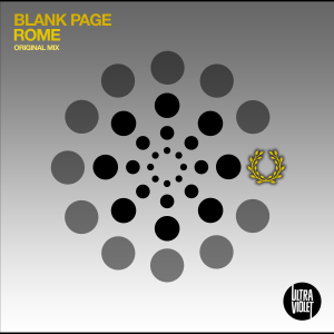Blank Page - Rome
