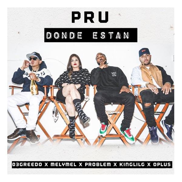 Donde Están (feat. 03 Greedo, Problem & Oplus) - Single