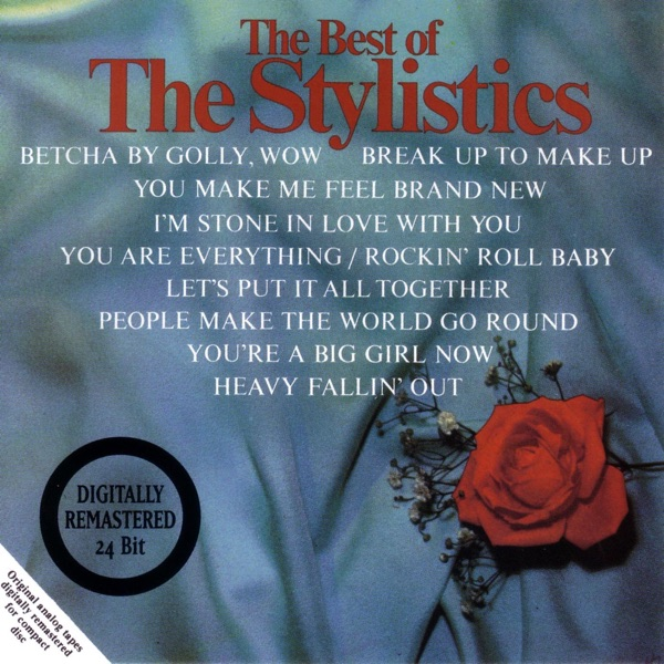 The Stylistics  -  You Are Everything diffusé sur Digital 2 Radio