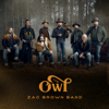 Zac Brown Band - The Owl artwork