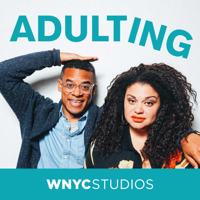 Podcast cover art for Adulting