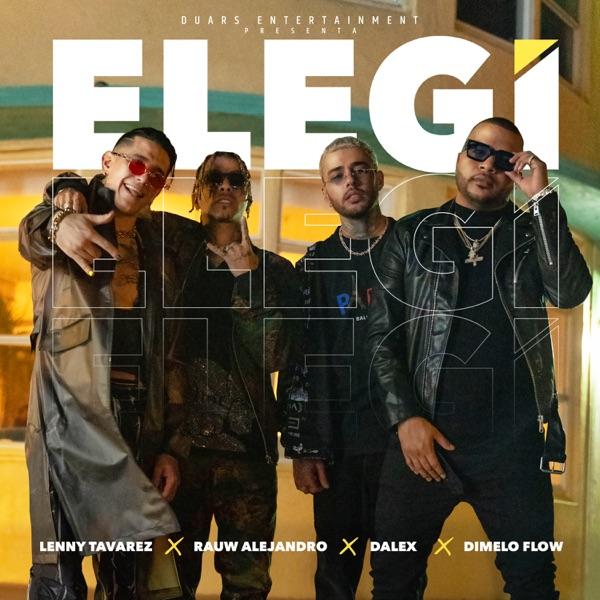 Elegí (feat. Dímelo Flow) - Single
