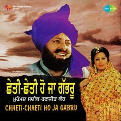 Chheti Chheti Ho Ja Gabru