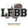 Lange Frans & Baas B - Het Land van Vriendschap kunstwerk