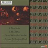 Refused - Poetry Written in Gasoline