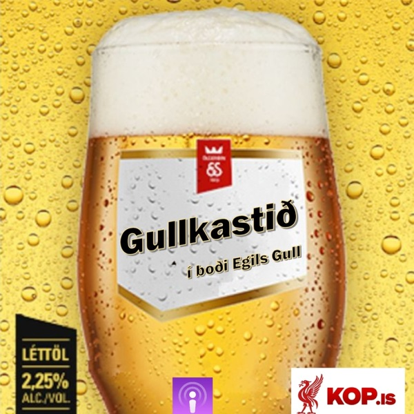 Gullkastið – Kop.is í Madríd