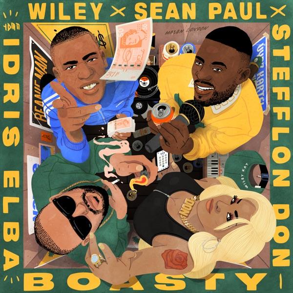 Boasty (feat. Idris Elba) - Single