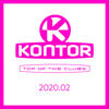 Jerome, Markus Gardeweg & le Shuuk - Kontor Top of the Clubs 2020.02 Grafik