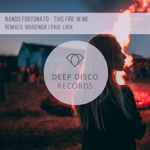 Nando Fortunato - This Fire in Me Image