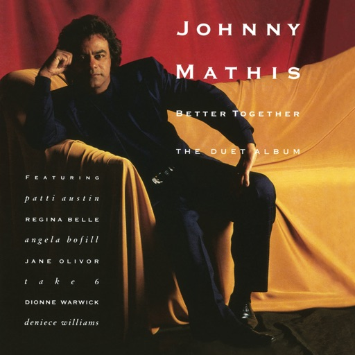 Art for Too Much, Too Little, Too Late by Johnny Mathis & Deniece Williams