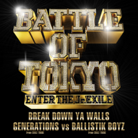 GENERATIONS from EXILE TRIBE vs BALLISTIK BOYZ from EXILE TRIBE