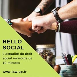 Hello Social L Actualit En Droit Du Travail