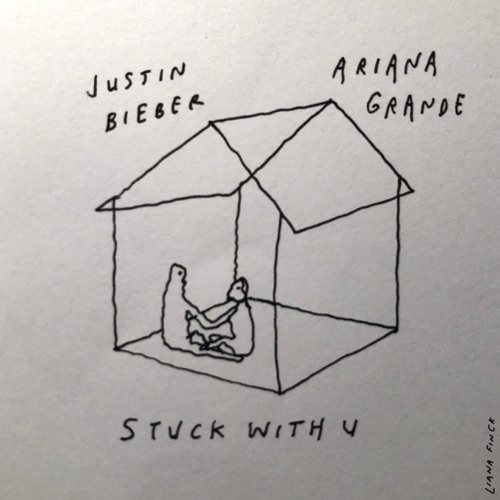 Ariana Grande & Justin Bieber – Stuck with U – Single [iTunes Plus M4A]