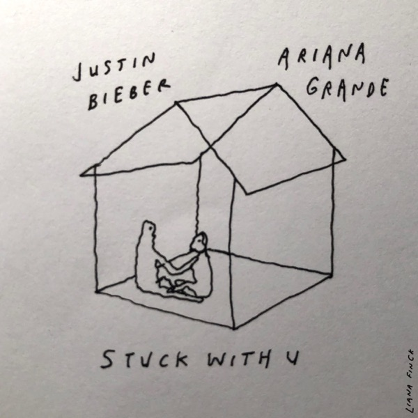 Cover art for Stuck With U