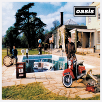 Oasis - Be Here Now artwork