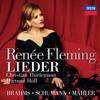 Renée Fleming - Brahms, Schumann & Mahler: Lieder  artwork