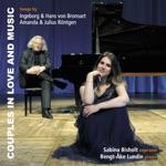 Sabina Bisholt & Bengt-Ake Lundin - 6 Mirza Schaffy Lieder, Op. 8 (Excerpts Sung in Swedish): No. 1, Zuléikha