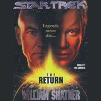 William Shatner - Star Trek artwork