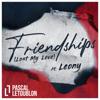 Pascal Letoublon - Friendships (Lost My Love) [feat. Leony!] обложка