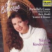Yolanda Kondonassis - Handel: Suite No. 4 in D Minor, HWV 437 - III. Sarabande (Transcr. Y. Kondonassis)