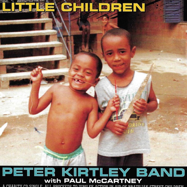 Little Children (with Paul McCartney) - Single