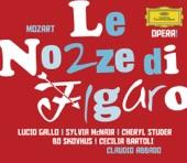 "Claudio Abbado - Mozart: Le nozze di Figaro, K.492 - Original version, Vienna 1786 / Act 2 - ""Esci, ormai, garzon malnato"" - ""Susanna!... Signore!"""