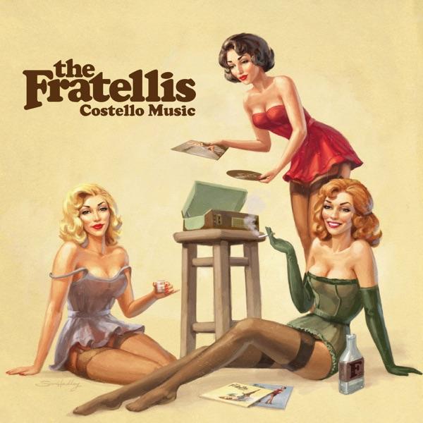 The Fratellis mit Chelsea Dagger